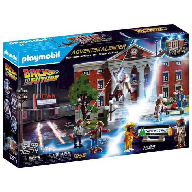 Playmobil® Adventskalender 70574 - Back to the Future