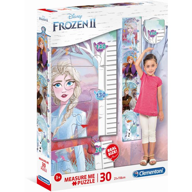 Die Eiskönigin 2 - Puzzle-Messlatte - 30 Teile