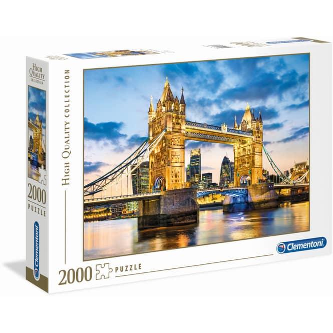 Puzzle - Tower Bridge - 2000 Teile