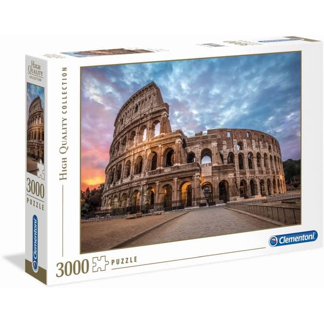 Puzzle - Sonnenaufgang Kolosseum - 3000 Teile
