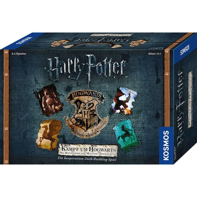 Harry Potter - Kampf um Hogwarts - Die Monsterbox der Monster - Erweiterung