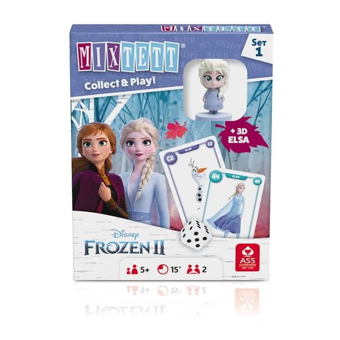Die Eiskönigin 2 - Mixtett - Elsa