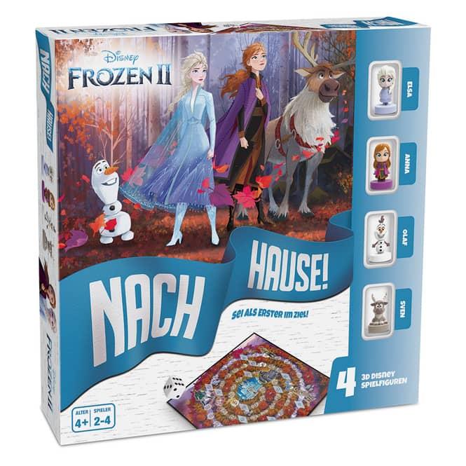 Die Eiskönigin 2 - Nach Hause - Gesellschaftsspiel