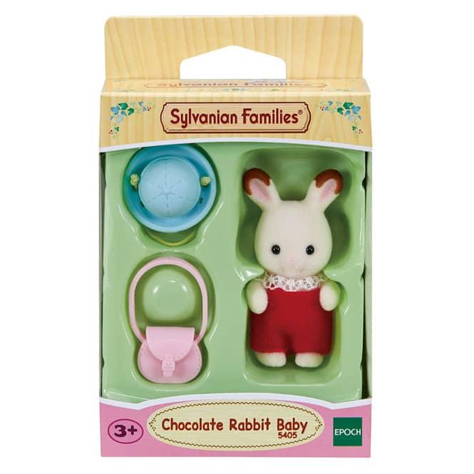Sylvanian Families - Schokoladenhasen Baby