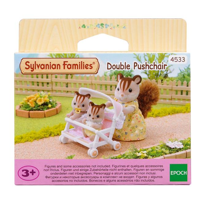 Sylvanian Families - Zwillingskinderwagen