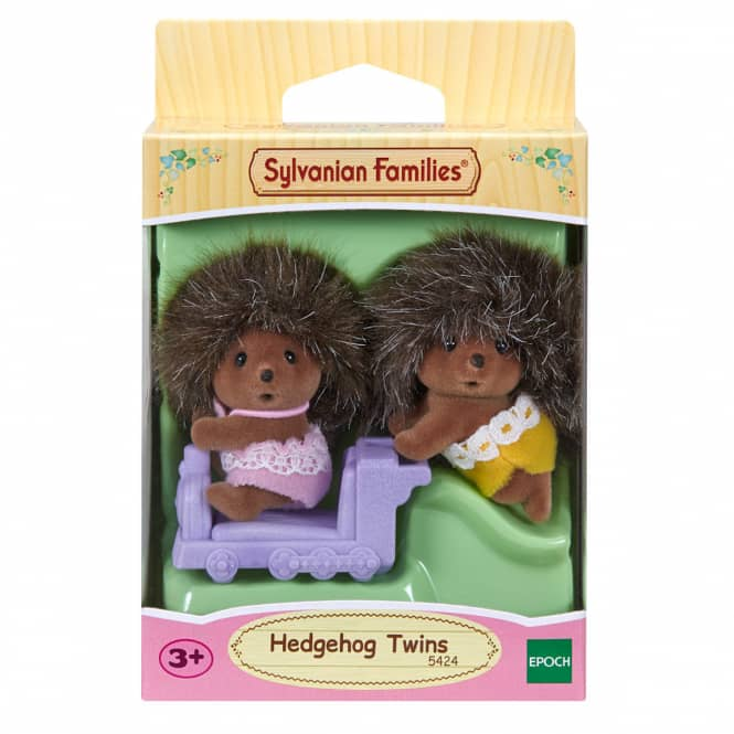 Sylvanian Families - Igel Zwillinge