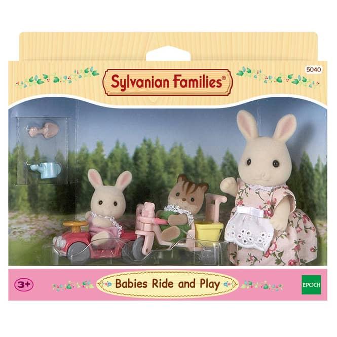 Sylvanian Families - Babys Fahr- und Spielset