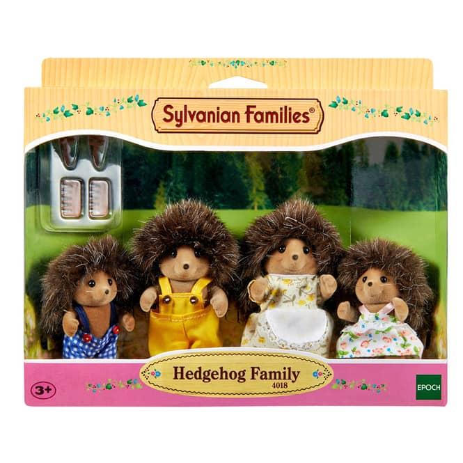 Sylvanian Families - Igel Familie