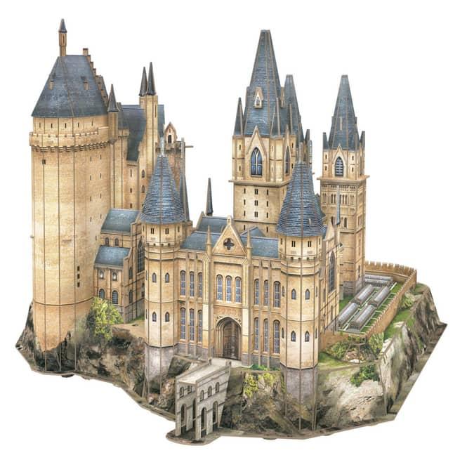 Harry Potter - 3D Puzzle - Hogwarts Astronomie Turm