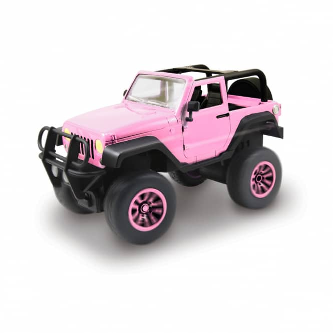 Dickie - RC Jeep Wrangler - pink