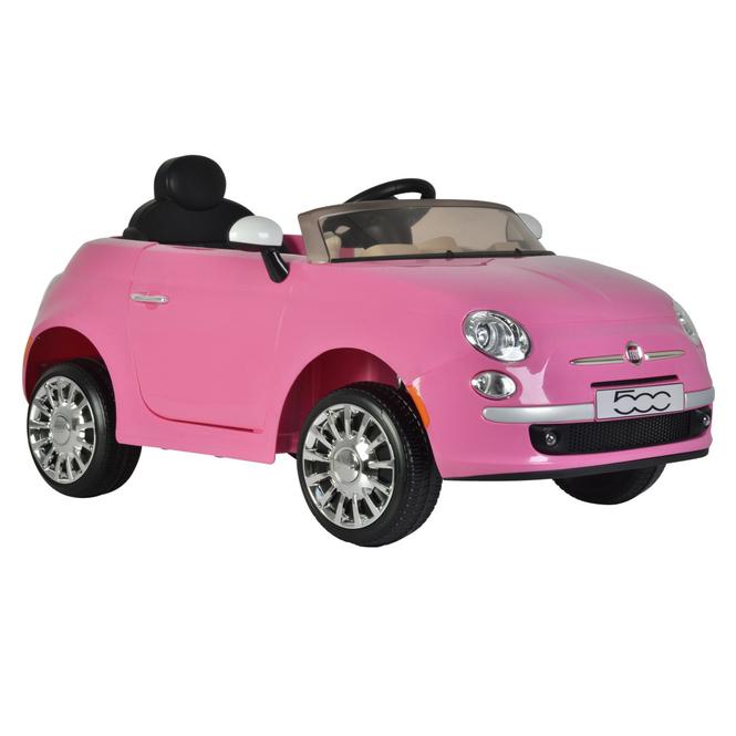 Kinder-Elektrofahrzeug - Fiat 500CC
