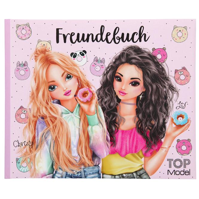 TOP Model - Freundebuch