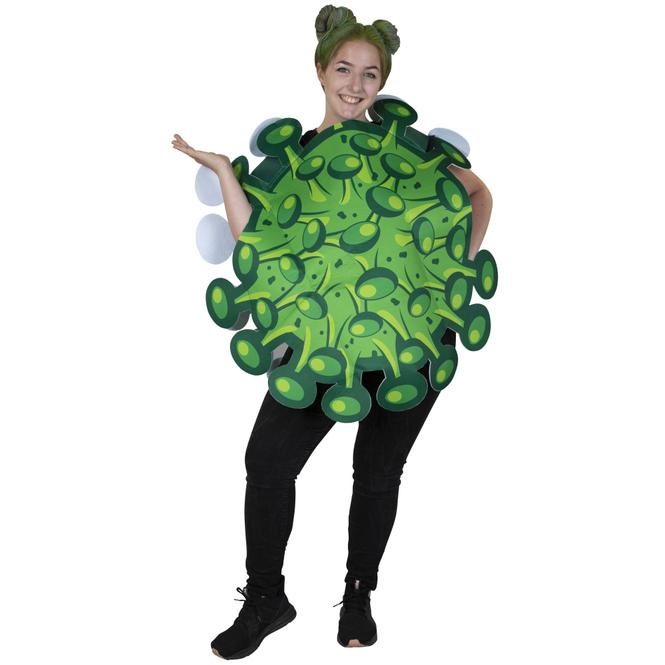 Kostüm - Virus - für Erwachsene