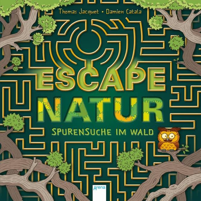 Escape Natur - Spurensuche im Wald