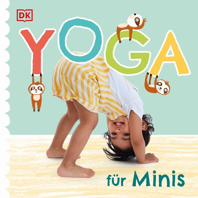Yoga für Minis - Kinderyoga für die Kleinsten