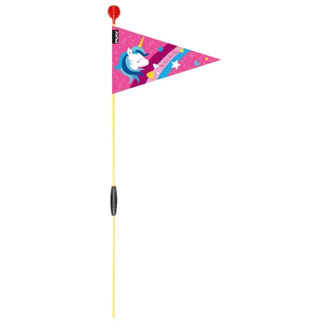 PUKY Sicherheitswimpel - pink