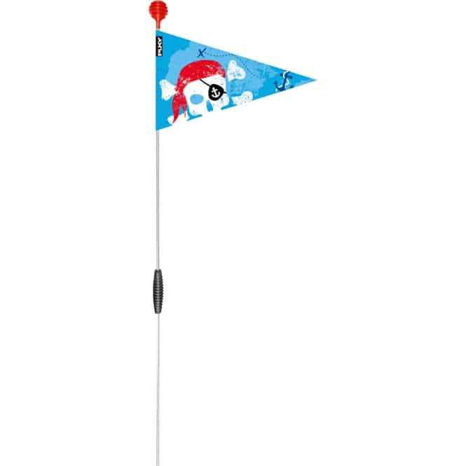 PUKY Sicherheitswimpel - blau
