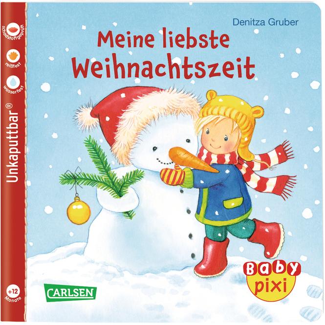 Baby Pixi - Meine liebste Weihnachtszeit
