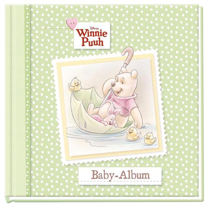 Winnie Puuh - Baby Album