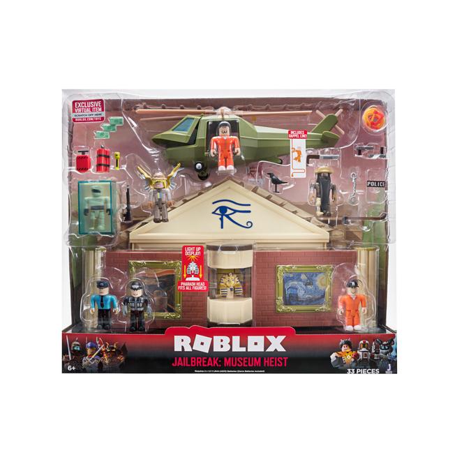 Roblox - Museumsraub Spielset