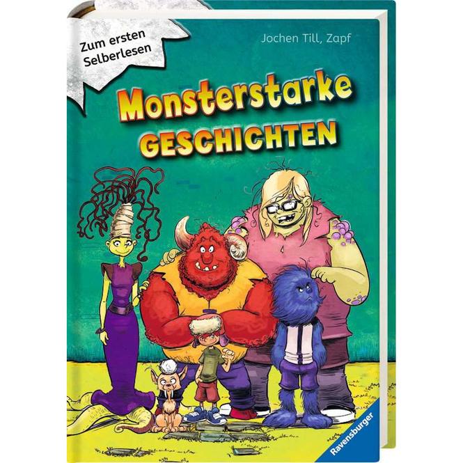 Monsterstarke Geschichten