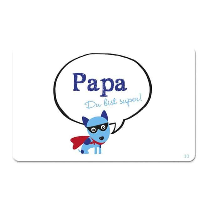 Pocketcard - Papa - Du bist super!