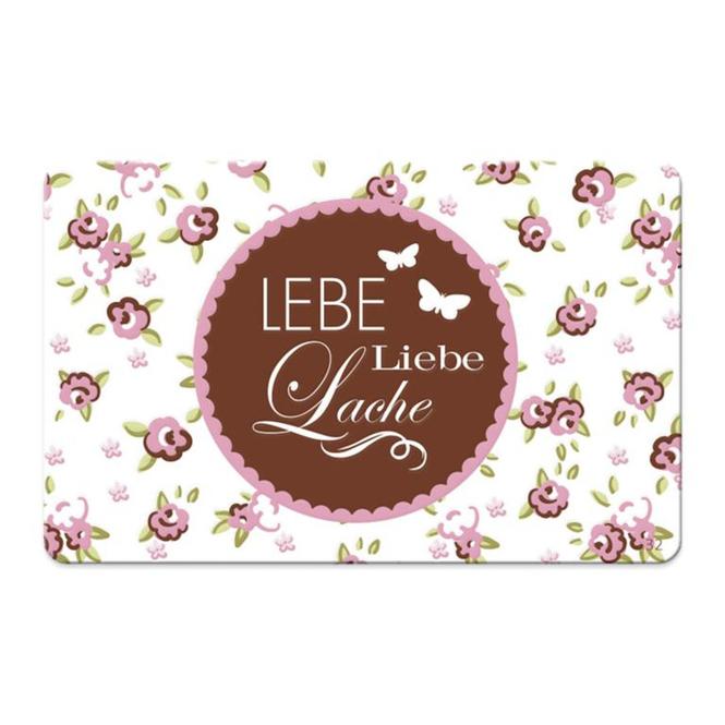 Pocketcard - Lebe Liebe Lache