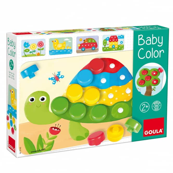 GOULA - Spiel - Baby Color