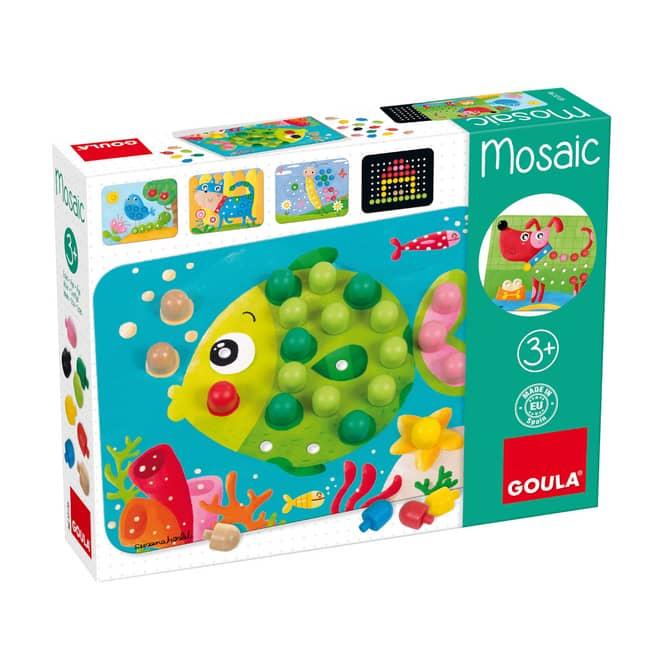GOULA - Spiel - Mosaic