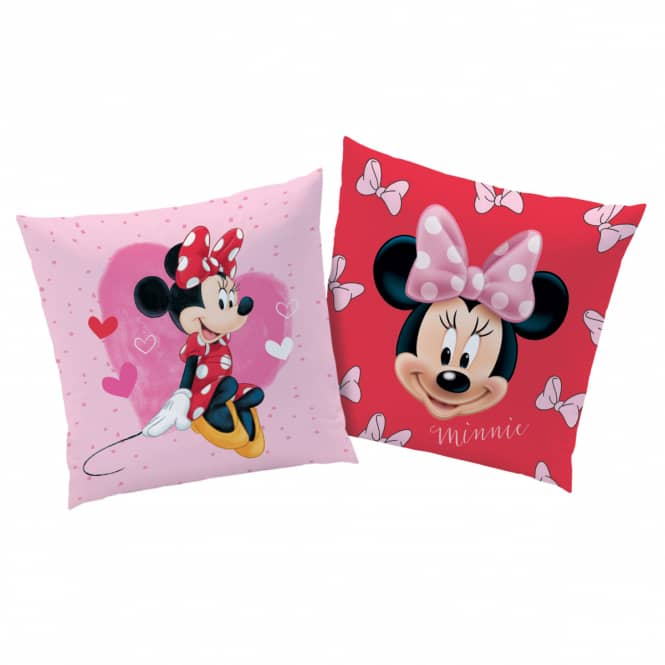 Minnie Mouse - Kissen - rosa/pink