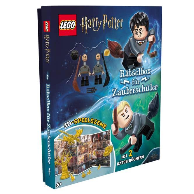 LEGO® Harry Potter™ - Rätselbox für Zauberschüler