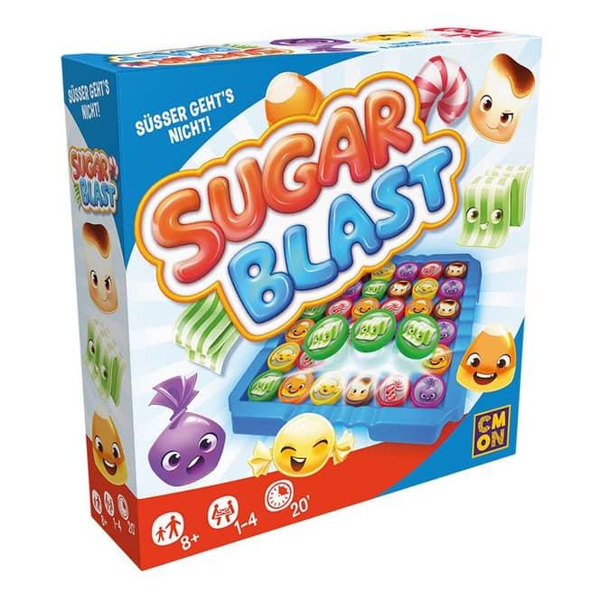 Sugar Blast - Süsser geht`s nicht!