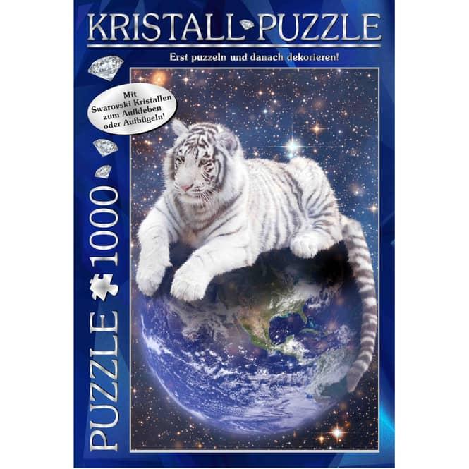 Swarovski Kristall-Puzzle - World of Discovery - 1000 Teile