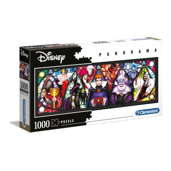 Disney Puzzle - Bösewichte - 1000 Teile