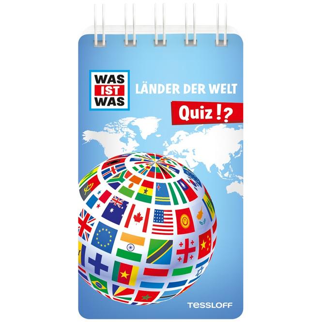 Was ist Was - Länder der Welt - Quiz!?