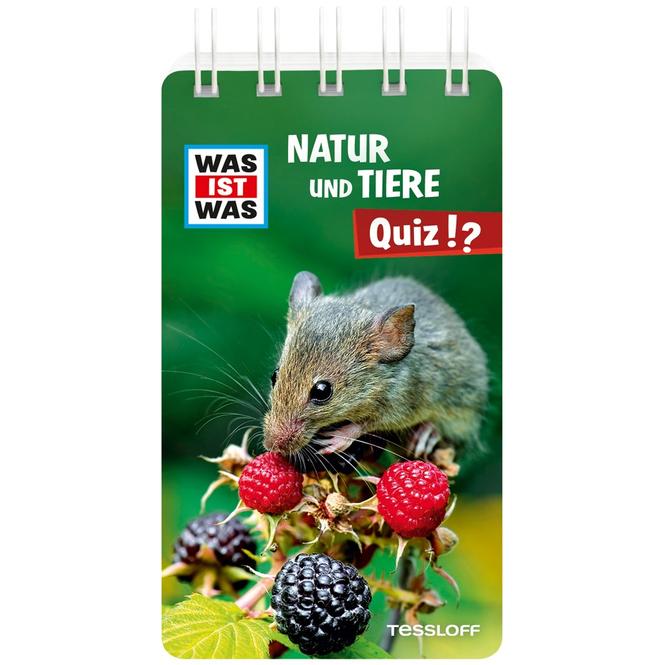 Was ist Was - Natur und Tiere - Quiz!?