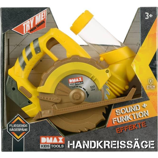 DMAX Kids Tools - Handkreissäge