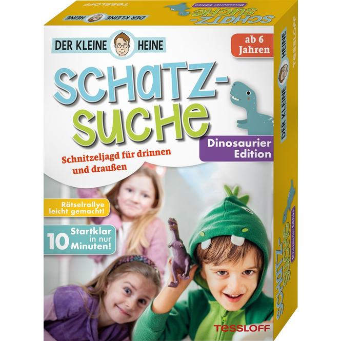 Der kleine Heine - Schatzsuche - Dinosaurier Edition