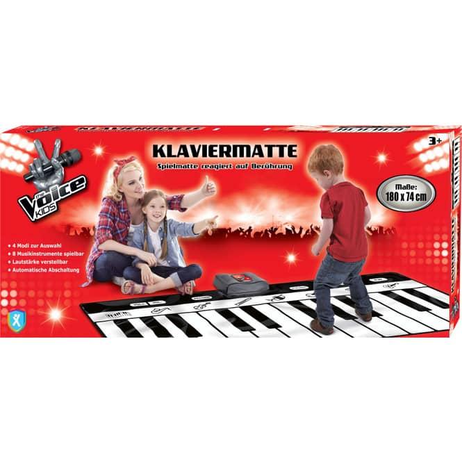 The Voice Kids - Klaviermatte