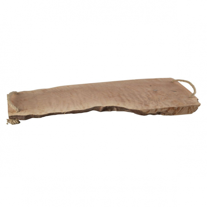Dekotablett - aus Holz - ca. 50 x 20 x 3 cm