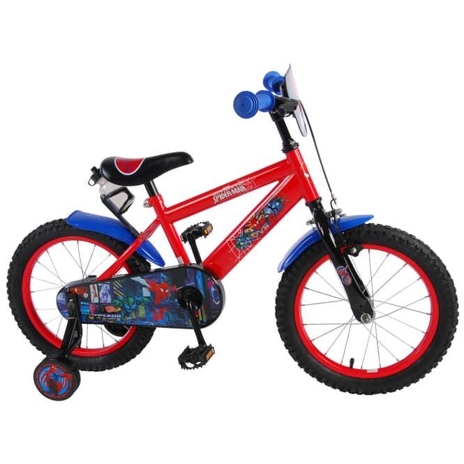 Spiderman - Fahrrad - 16 Zoll