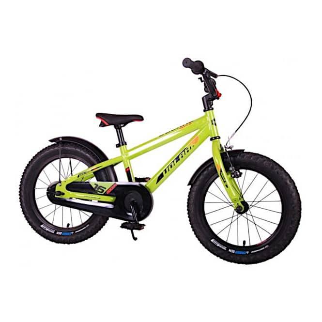 Fahrrad - Volare Rocky - 16 Zoll - grün