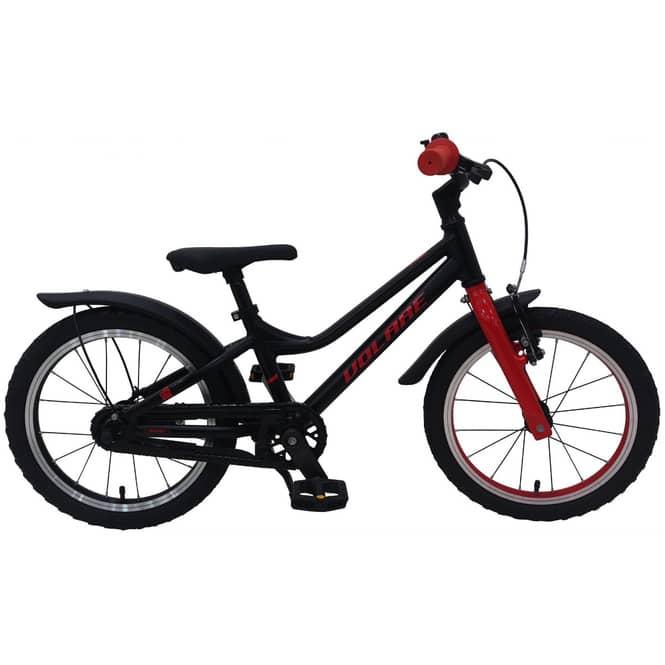 Fahrrad - Volare Blaster - 16 Zoll - schwarz/rot