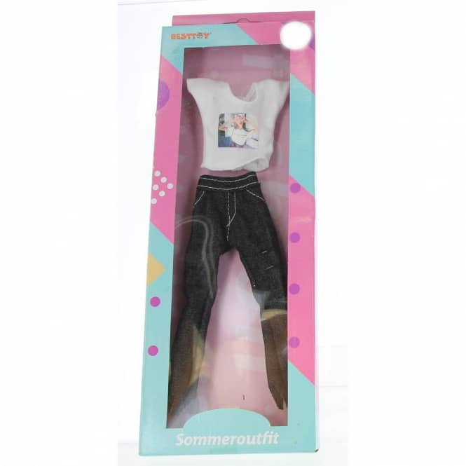 Besttoy - Modepuppenkleidung - Sommeroutfit