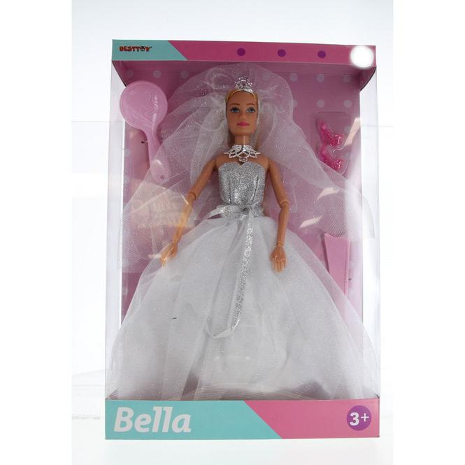 Besttoy - Modepuppe Bella - Braut
