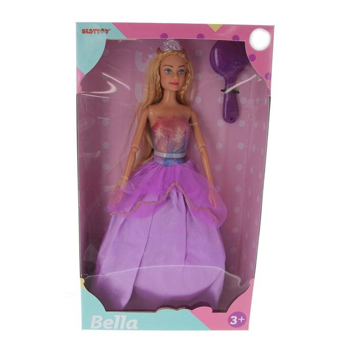 Besttoy - Modepuppe Bella - Prinzessin