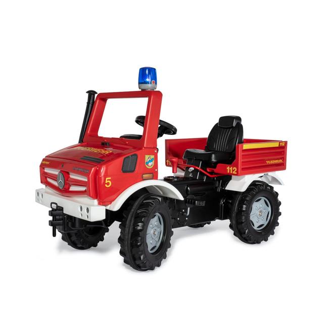 Tretfahrzeug - rollyUnimog - Feuerwehrfahrzeug