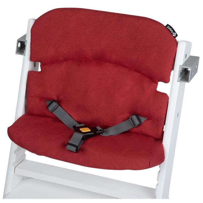 Sitzkissen zu Hochstuhl - Timba - Ribbon Red Chic