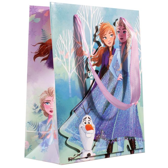 Die Eiskönigin 2 - Geschenktasche - 18 x 8,5 x 23 cm