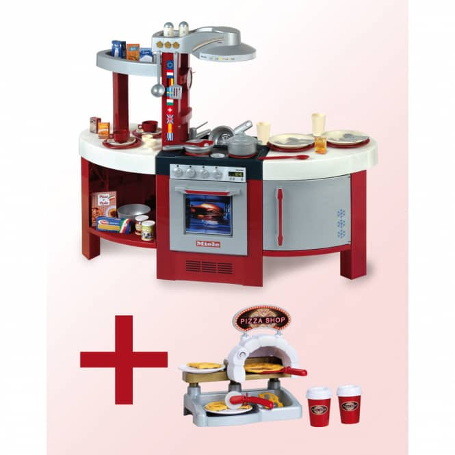 Miele - Spielküche mit Pizza Shop